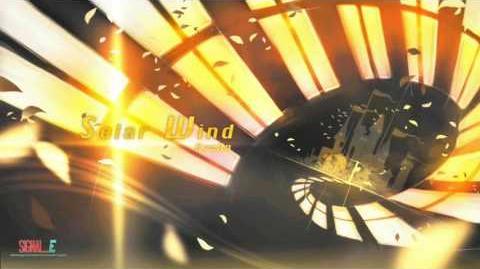 【CYTUS】Solar Wind【SIGNAL-E】