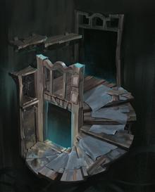 (Deemo) Cầu thang xuống