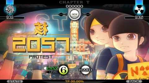 Cytus - Chapter Timeline - 2057 -Protest-