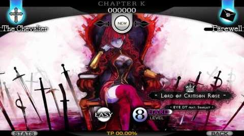 Cytus Chapter K - Lord of Crimson Rose