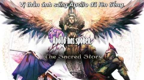 「LYRICS VIETSUB」The Sacred Story - Vila(Cytus)