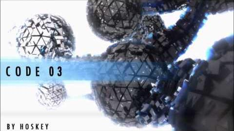 Cytus Hoskey - Code 03