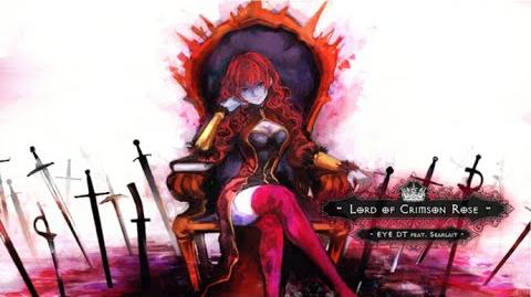 Cytus 06 - Lord of Crimson Rose (The Queen) - EYE DT feat Searlait Chapter K Knight