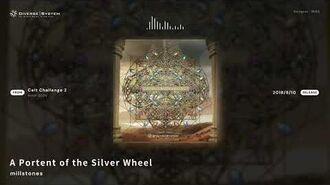 Official A Portent of the Silver Wheel millstones Celt Challenge 2 Cytus II - Ver2