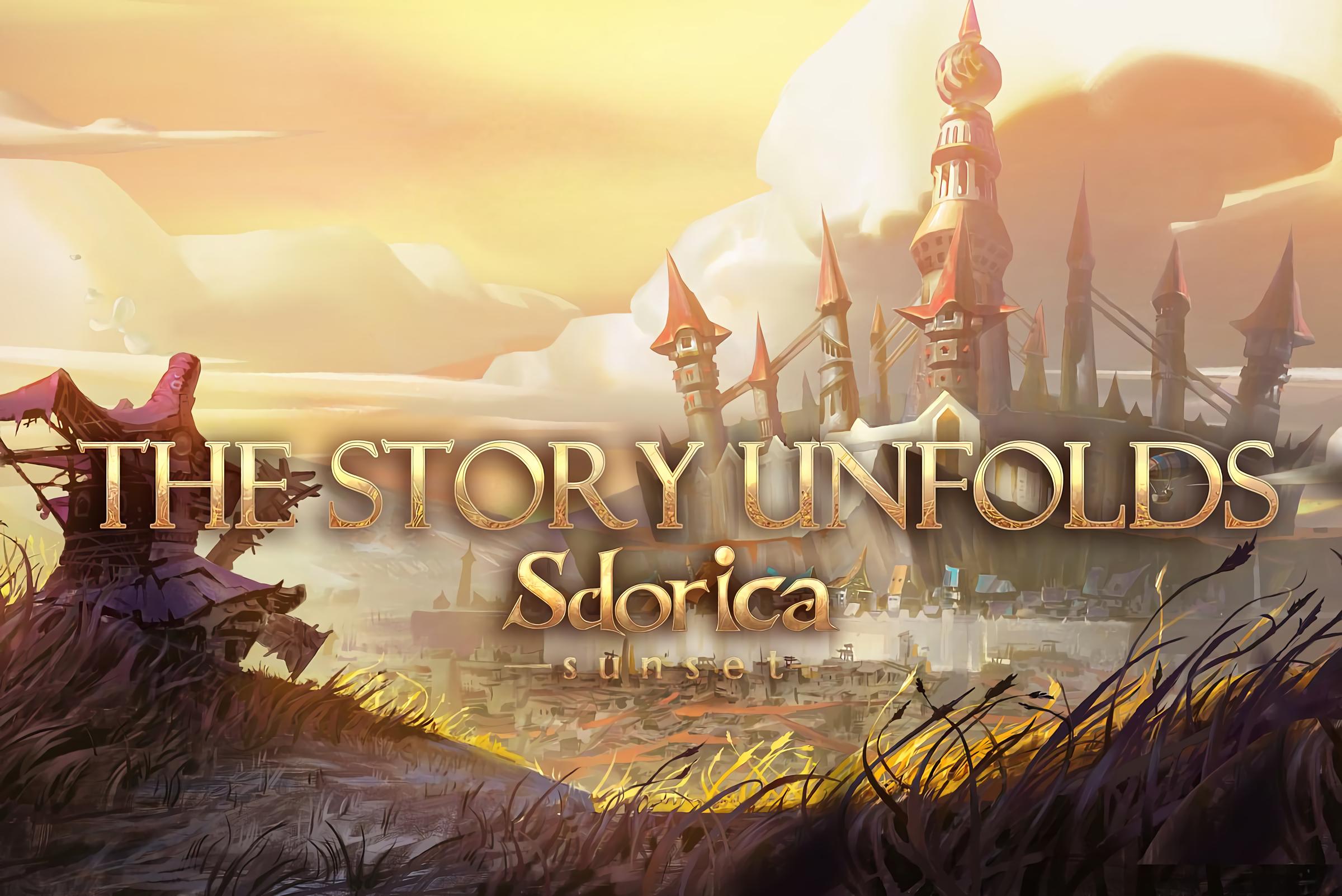 Sdorica The Story Unfolds