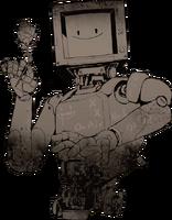 ROBO Head - True End