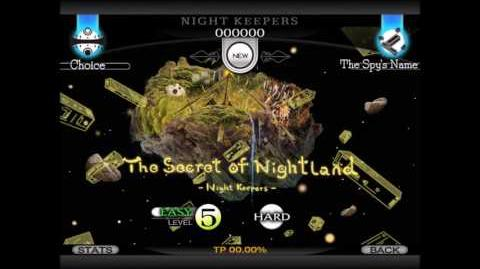 Cytus - Night Keepers - The Secret of Night Land