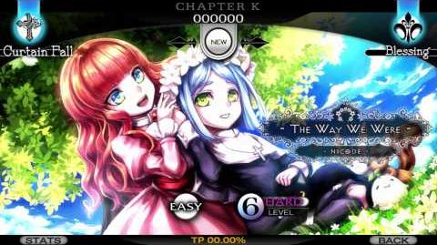 Cytus Chapter K - The Way We Were
