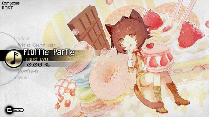 Fluffie Partie