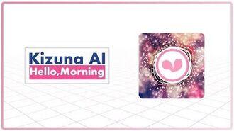 Kizuna AI - Hello, Morning (Prod.Nor)