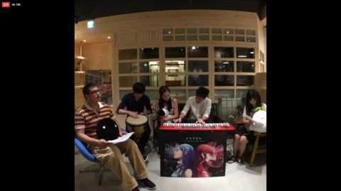 Night Keepers 守夜人 - The Secret of Nightland 奇幻旅程 @Cytus 10.0 Live Cast