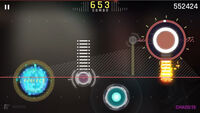 Gameplay Cytus II (3)