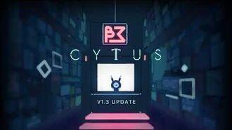 Cytus II v1.3 Update