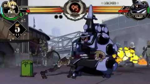 Atlas Stratus/Skullgirls Gameplay (Finally)