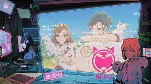Cytus II NEKO Tsukasa - One Way Love