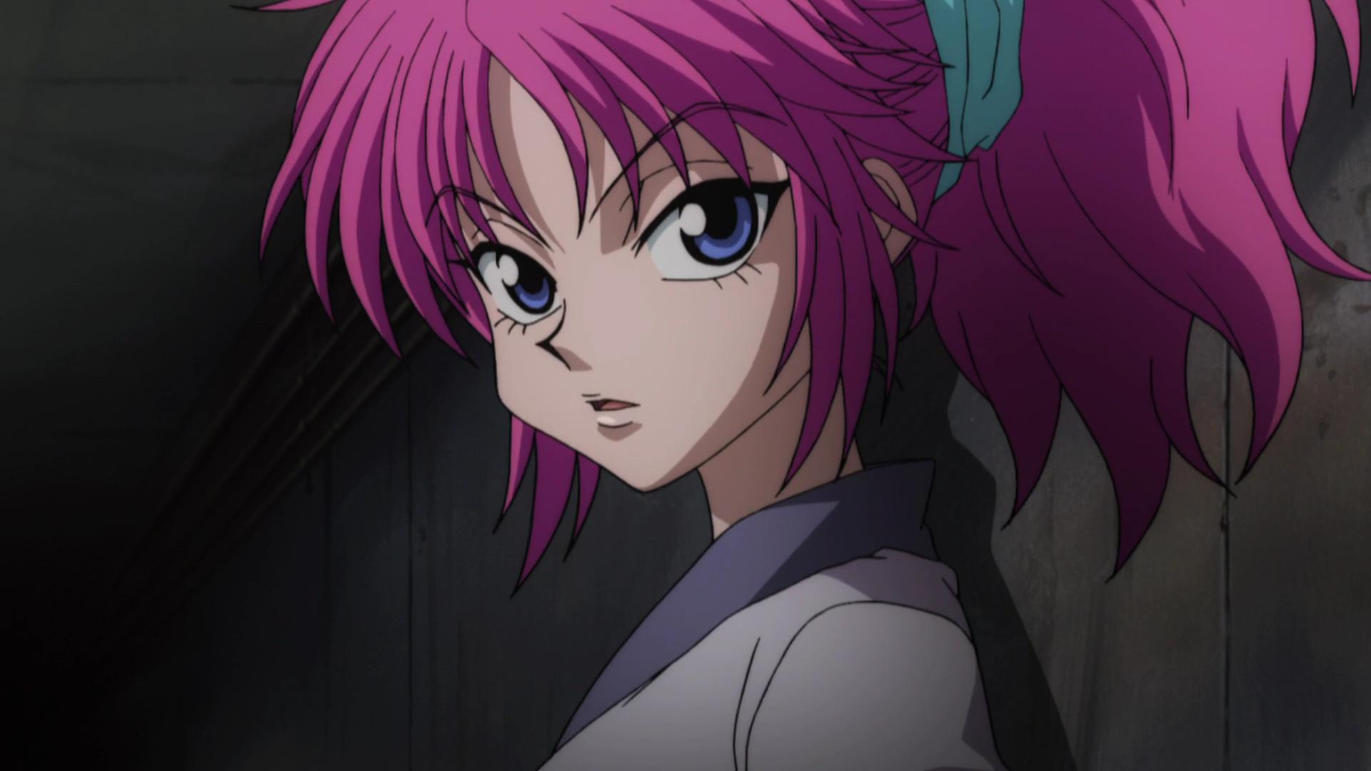 Machi Talks To Hisoka