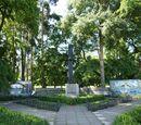 Pomnik w Sławutyczu