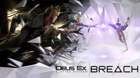 Deus Ex Mankind Divided – Breach - Reveal Trailer
