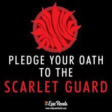 Scarlet guard