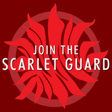 Join the scarlet guard