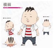 Yokoshima (Character Art)