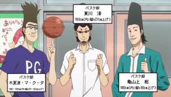 Basketball Club infobox