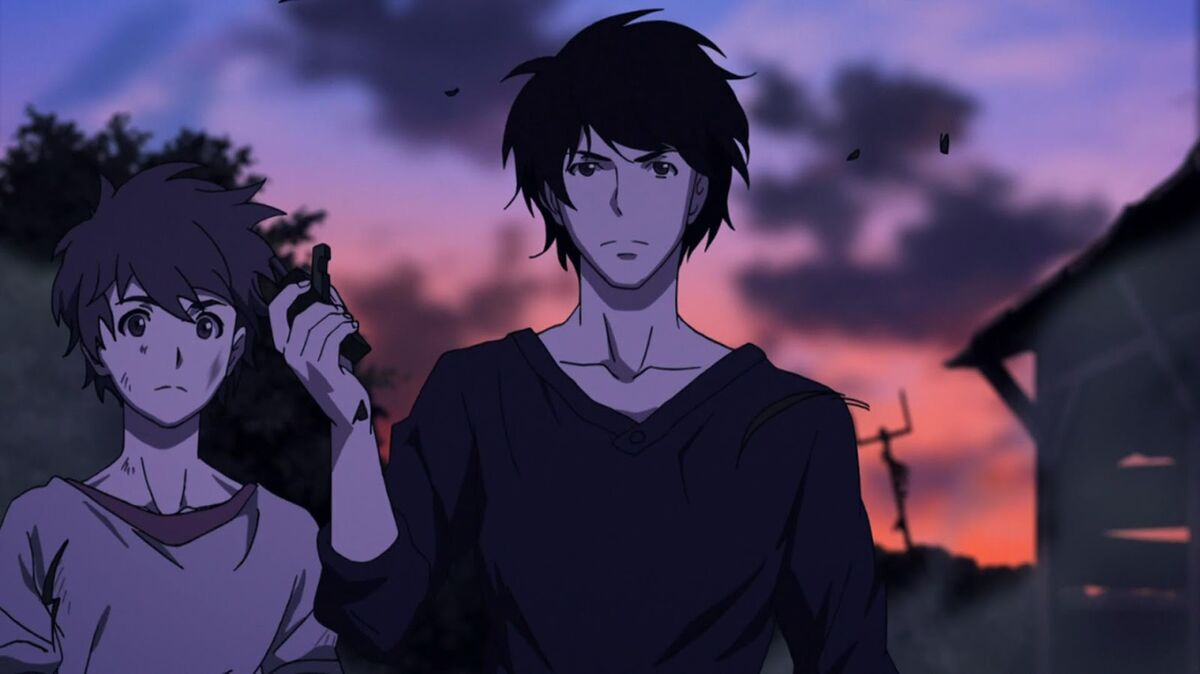 anime best rebels Nine and Twelve from Terror in Resonance