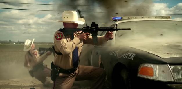 preacher season 2 saint of killers cowboy shoot-out