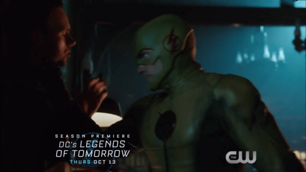 Legend of Tomorrow Season 2 Trailer Reverse-Flash Eobard Thawne