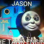 Jason The Tank Engine