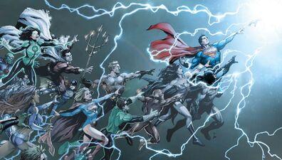 5 DC Rebirth Series to Pick Up