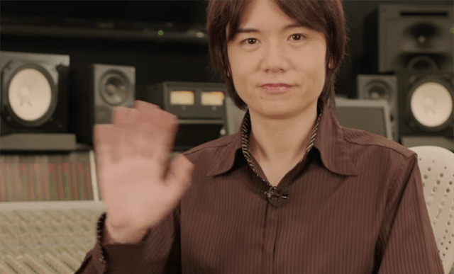 Goodbye for now, Sakurai!