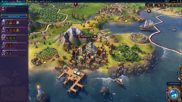 Civilization VI Hands On