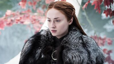 'Game of Thrones': Sansa's Reunion With Jon 'Frosty' in First Season 8 Footage