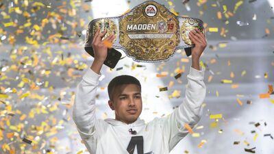 Game On with Madden Champ Pavan Lakhat