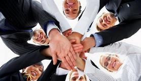 Customer teamwork