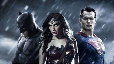 Here's Your First Look at the Heroes of 'Justice League'