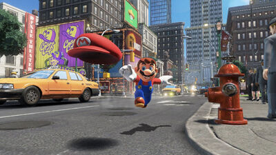 'Super Mario Odyssey' Tops FANDOM'S Best of E3 2017 Awards