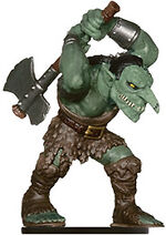 Skalmad the troll king