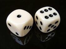 Pair of dice-7574