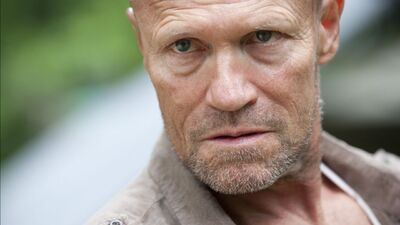 Michael Rooker Proves That He's Fan Royalty