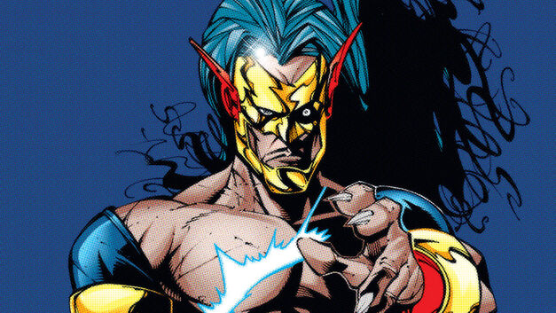 Savitar from The Flash comic