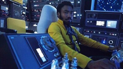 5 Times Donald Glover Slays as Lando in 'Solo'