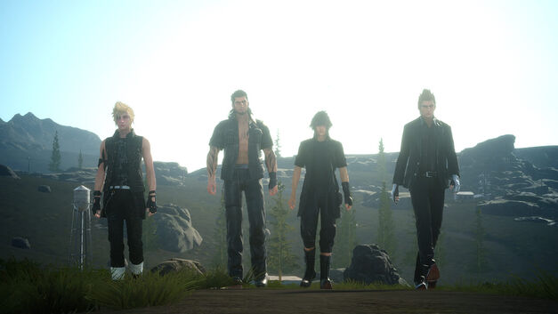 FFXV Characters