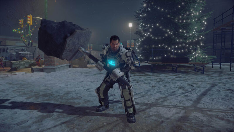 Dead Rising 4 Power Armor