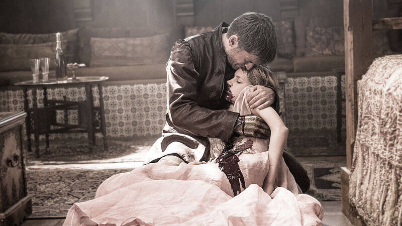 Game of Thrones - Jaime and Myrcella