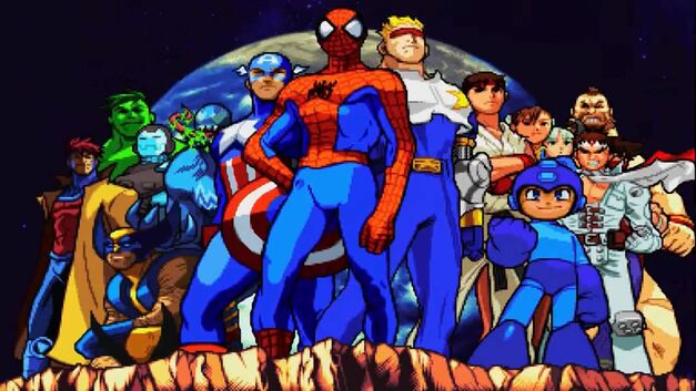superhero-fighting-games-marvel-vs-capcom
