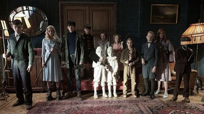 The New 'Miss Peregrine' Trailer Is Indeed Peculiar