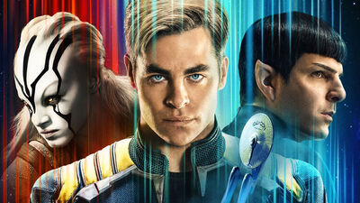 Exclusive Clip: 'Star Trek Beyond' Enterprise Set Featurette
