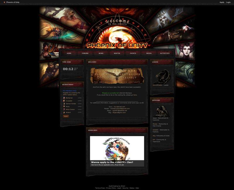 FireShot Screen Capture -043 - 'Phoenix of Unity - Welcome to the Rebirth!' - unityphoenix shivtr com